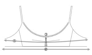 cometbrasseiereの寸法図