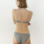 Jersey bra panty''snowfall'' Pasquet,